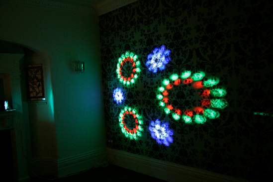 party planner lights