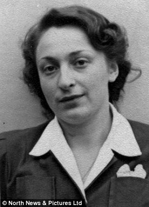 Iby, after Auschwitz was liberated